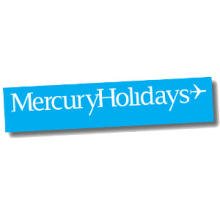 Mercury Holidays - Logo