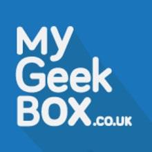 My Geek Box - Logo