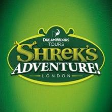 Shrek's Adventure - Logo