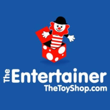 The Entertainer - Logo