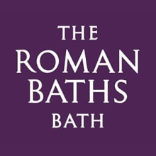 The Roman Baths - Logo