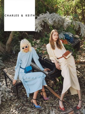 Charles & Keith - Free Delivery