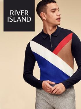 River Island - 50% Off
