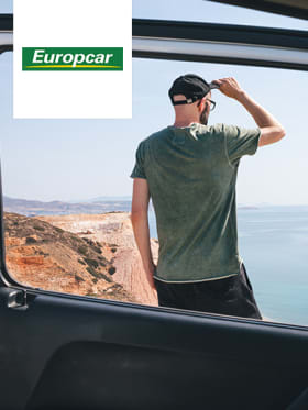 Europcar - 25% Rabatt