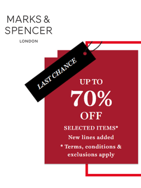 Marks & Spencer - AmazingDiscount