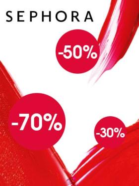 Sephora - Bis zu 50%