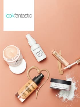 lookfantastic - 25% Rabatt