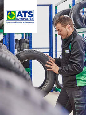 ATS Euromaster - Up to £50 Off