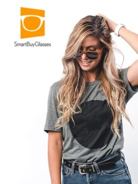 SmartBuyGlasses - 10% Rabatt