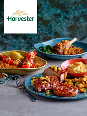 Harvester - Kids Eat £1