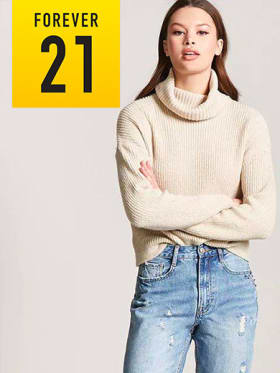 Forever 21 - 15% de réduction