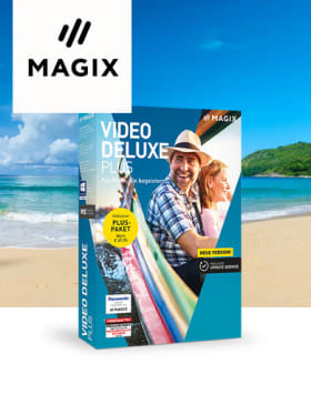 MAGIX Software - 40% Rabatt