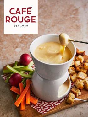 Café Rouge - 30% Off