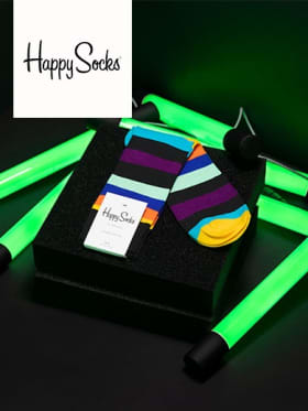 Happy Socks - 15%
