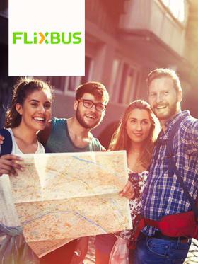 Flixbus - €8