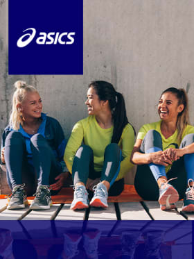 Asics - 60% de réduction