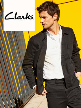 Clarks - up to 30% Off