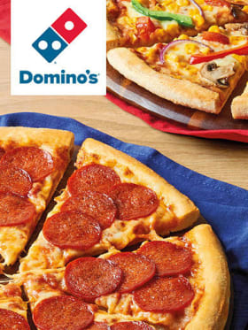 Dominos Pizza - Must Have