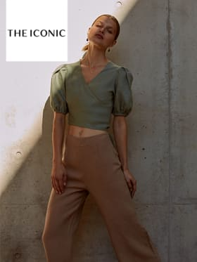 THE ICONIC - $25 Off