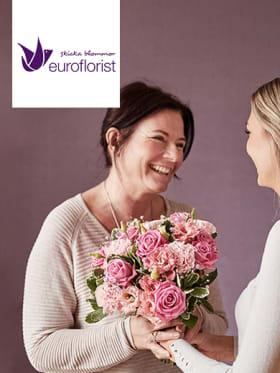 EuroFlorist - 13% Korting