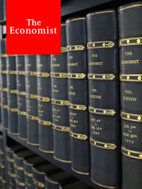 The Economist - €20 Korting