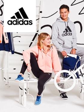 Adidas - 60% de réduction