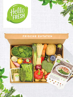 HelloFresh - 30% Rabatt