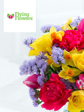 Flying Flowers - £5 Off