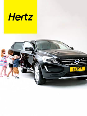 Hertz Car Hire - 10% Off