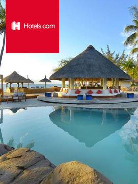 Hotels.com - 8% Off