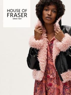 10 Voucher | House of Fraser Discount Codes - December 2019