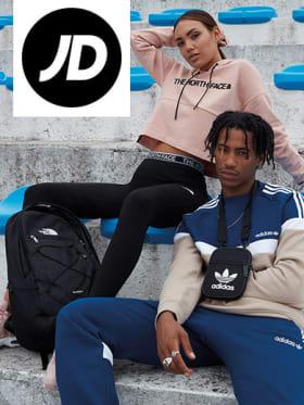 JD Sports - 20% Off