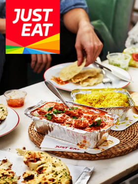 Just Eat - £5 Off