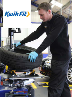 Kwik Fit - 10% Off