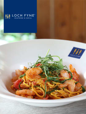 Loch Fyne Seafood and Grill - 25% Off