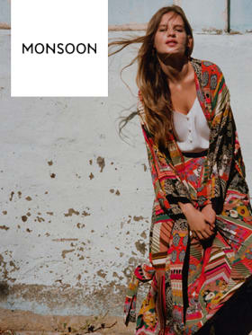 Monsoon - Extra 10% Off