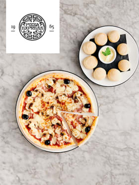 PizzaExpress - Amazing Discount