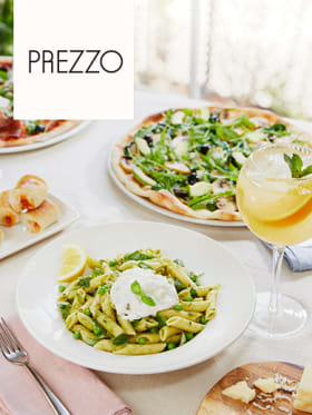 Prezzo - Kids Eat £1