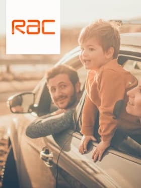 RAC Breakdown - £20 Off