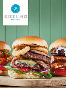 Sizzling Pubs - Great for Kids