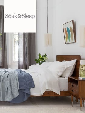 Soak & Sleep - 17% Off