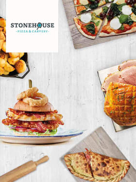 Stonehouse Pizza & Carvery - Kids Eat £1