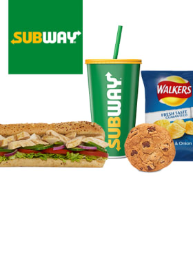 SUBWAY - Meal Deal