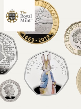 The Royal Mint - £30 Off