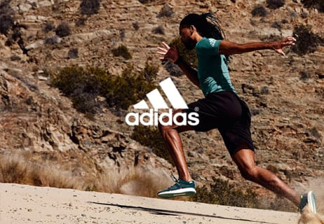 Jusqu'à -50% sur la Collection Homme Adidas