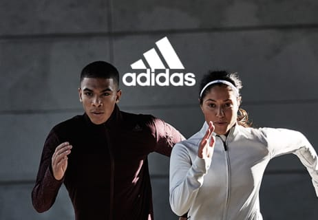 Shop Clothing and More from €9 at Adidas