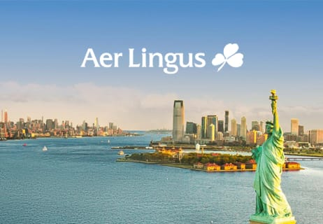Get Flights to Portugal, Spain, France or Italy and Save 20% at Aer Lingus