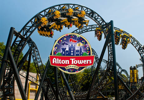 Book an Alton Towers Holiday and Get Second Day Park Entry Free!