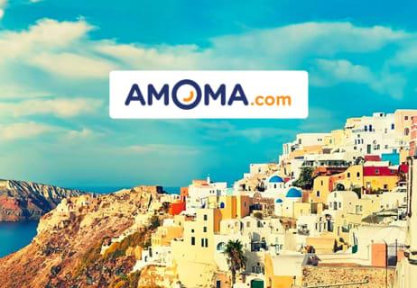 -5% de Remise sur votre Réservation d'Hôtel avec AMOMA