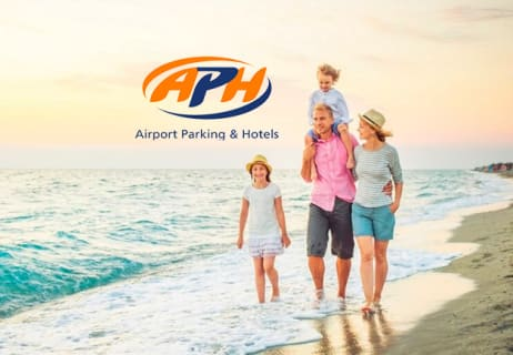 Enjoy Up to 35% Off Online Bookings Plus an Extra 12.5% Off at APH - Airport Parking & Hotels